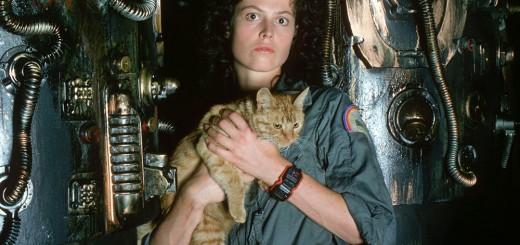 Aktorė Sigourney Weaver