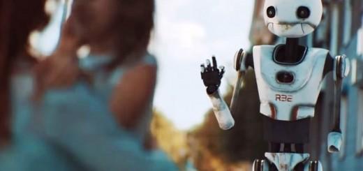 Vieno roboto istorija mūsų žiauriame pasaulyje